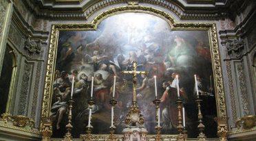 L'église de San Nicola alla Carità à Naples