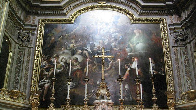 La Chiesa di San Nicola alla Carità a Napoli