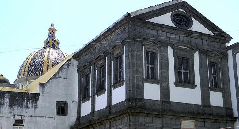 La Chiesa dei Santi Marcellino e Festo a Napoli