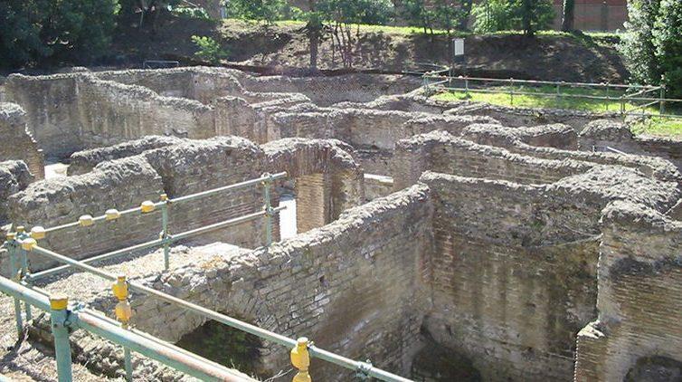 Il complesso termale di Via Terracina a Napoli
