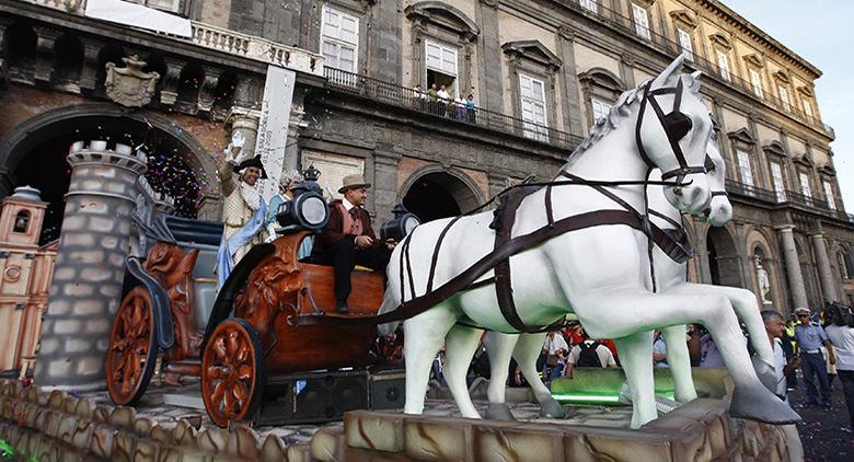 Festa di Piedigrotta 2015 a Napoli