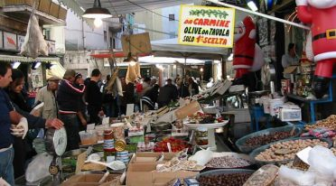 La Pignasecca a Napoli