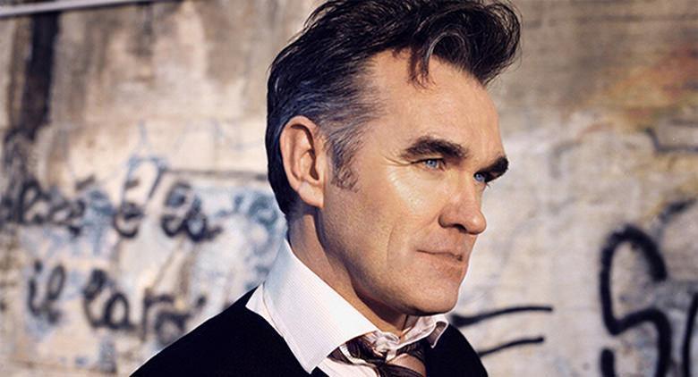 Morrissey in concerto a Napoli