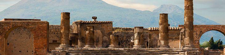 Pompei ed Ercolano visite guidate
