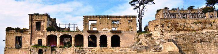 Parco archeologico-ambientale del Pausilypon a Napoli