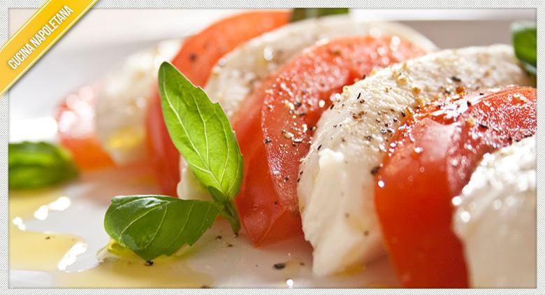 Ricetta insalata caprese