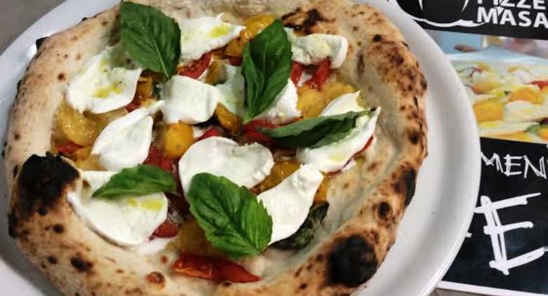 la pizza masaniello for africa