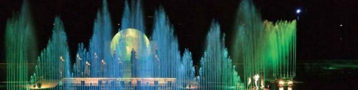 Spettacolo acqua Monteverde