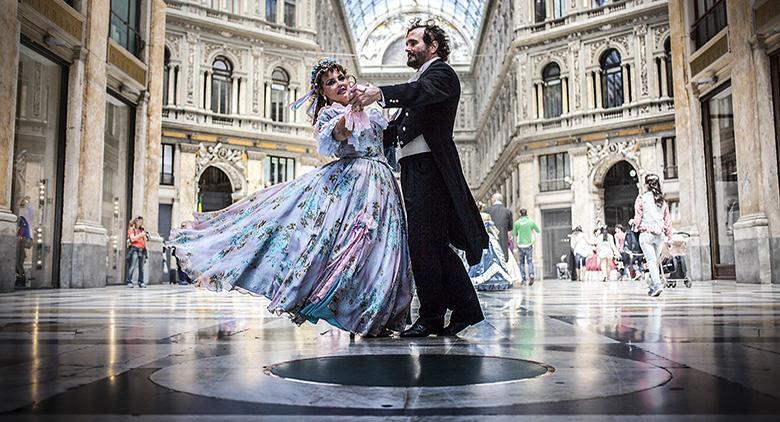 Gran Ballo Ottocentesco al Maschio Angioino di Napoli