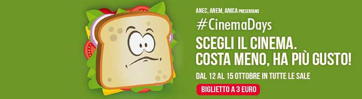 Cinemadays a Napoli