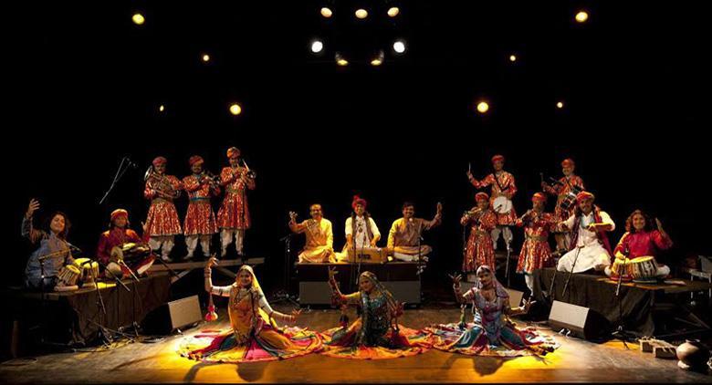 Ethnos 2015 Festival in den vesuvischen Gemeinden