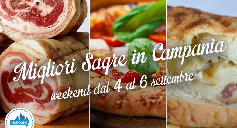 sagre in campania per il weekend dal 4 al 6 agosto 2015