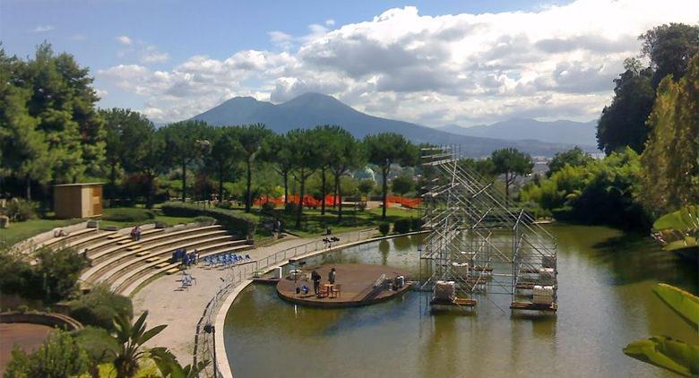 Cinema all'aperto al Parco del Poggio fino a 19 settembre 2015