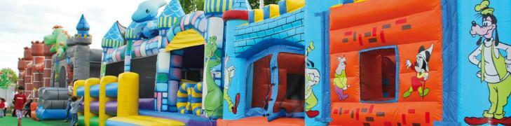 Parco Divertimenti per bambini