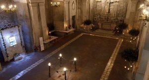 Visite serali alla Chiesa di Santa Maria delle Anime del Purgatorio ad Arco