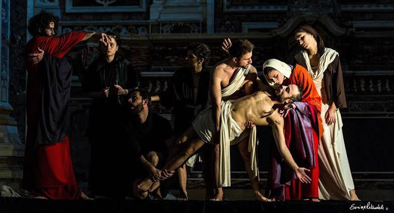 Tableaux Vivants in Neapel im Diözesanmuseum bis November 2015