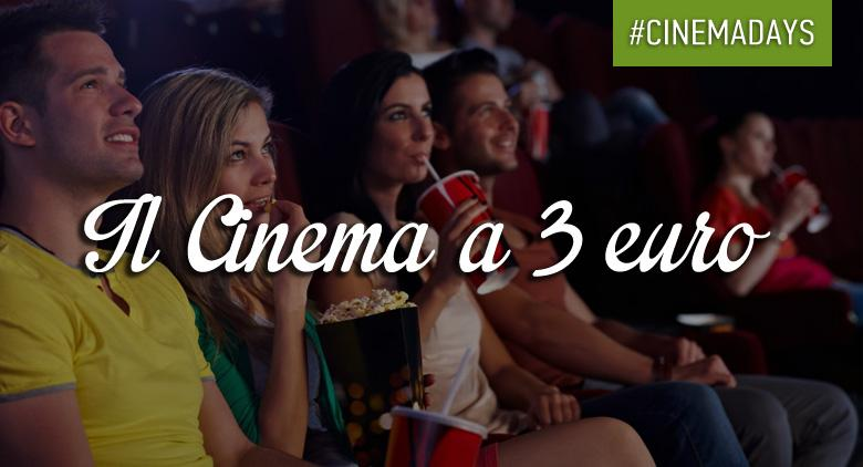 Cinemadays 2015 a Napoli