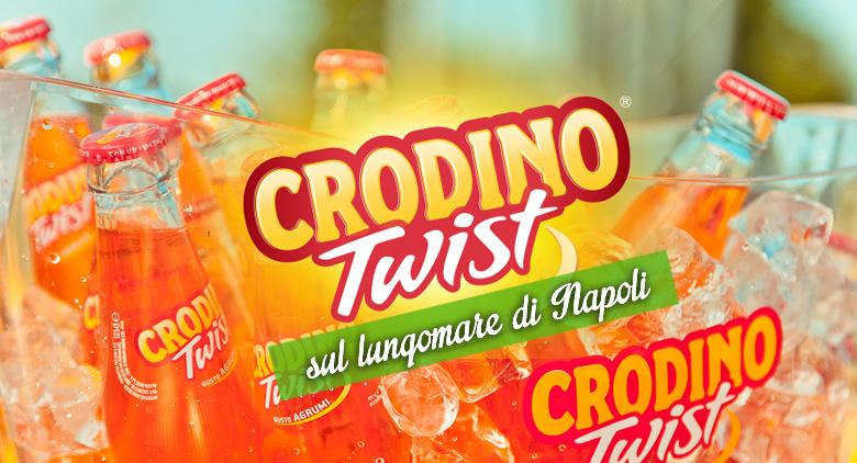 Crodino Twist Bar alla Rotonda Diaz a Napoli
