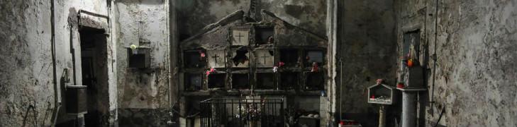Ipogeo della chiesa delle Anime del Purgatorio ad Arco a Napoli