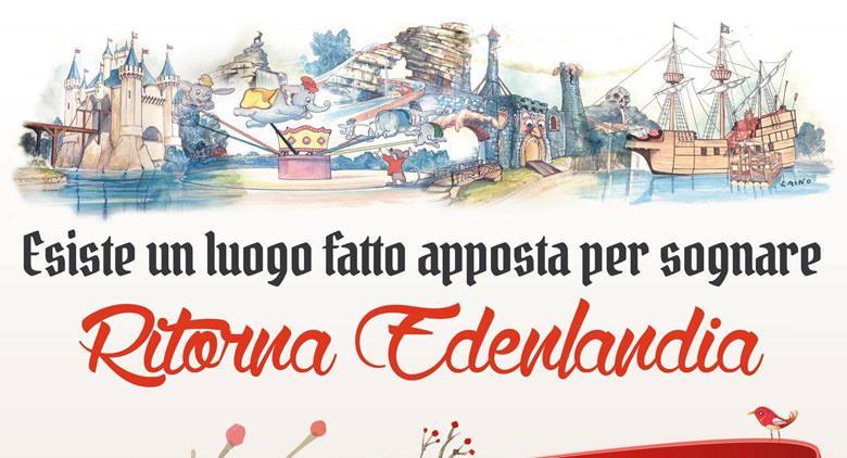 Edenlandia a Napoli riapre ad aprile 2016
