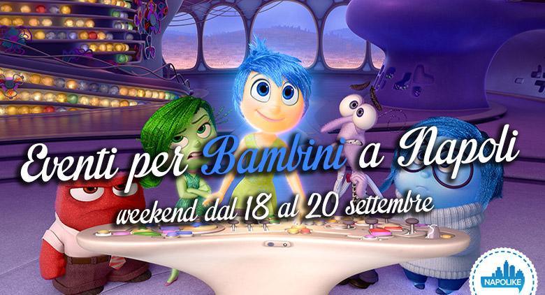 eventi per bambini a napoli weekend 18 19 20 settembre 2015