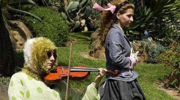 حكايات خريف 2015 في حديقة نابولي النباتية