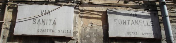 """""""Miglio Sacro"""", quartiere Sanità di Napoli, foto di """"pacoinviaggio"""""""