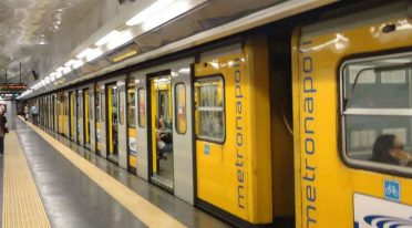 La ligne de métro 1 de Naples