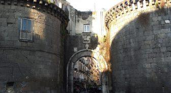 Porta Nolana a Napoli