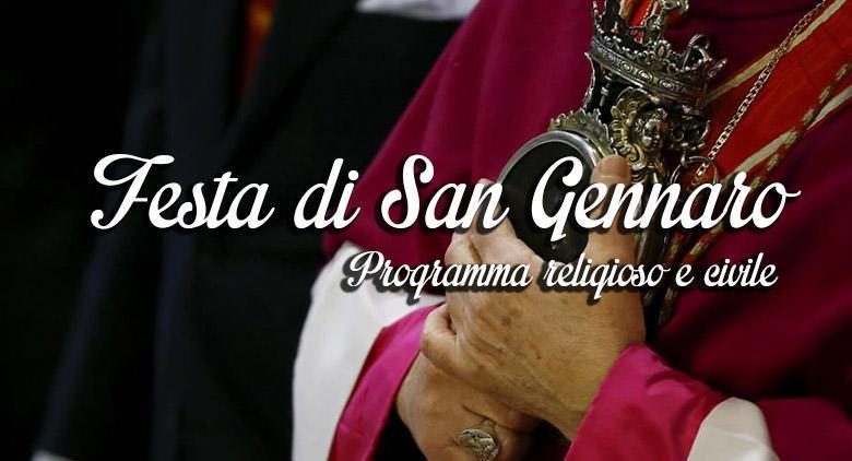 Festa di San Gennaro 2015