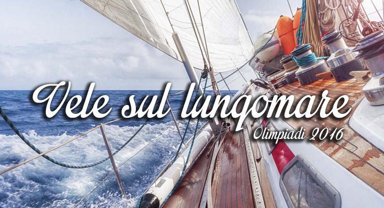 Campionati di vela nel Golfo di Napoli per le qualificazioni alle Olimpiadi 2016