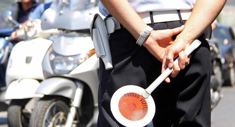 dispositivo di traffico per la festa di san gennaro 2015 a napoli