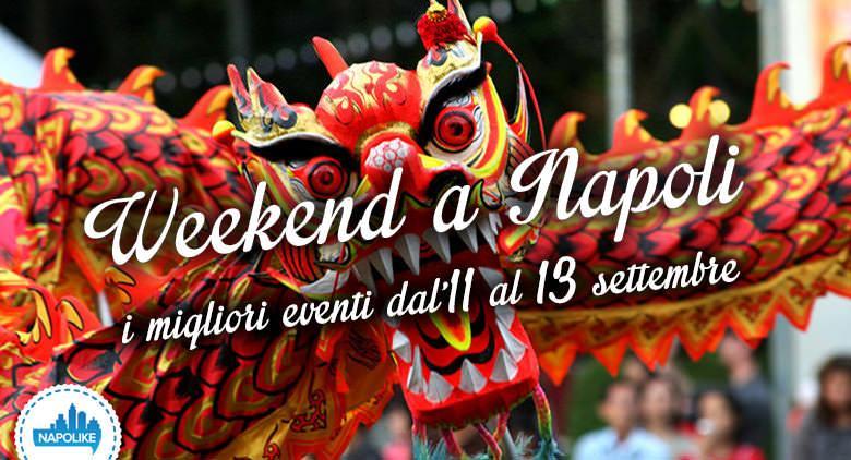 eventi weekend a napoli dall'11 al 13 settembre 2015