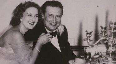 CA Bixio et son épouse Mary