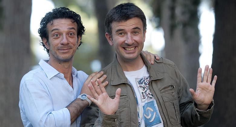 Ficarra e Picon con Apriti Cielo al Teatro Diana di Napoli