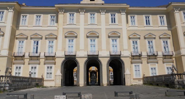 Reggia di Portici (Napoli)