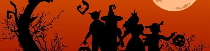 Spettacolo di Halloween