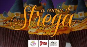 A caccia di Strega da Cake Appeal a Napoli