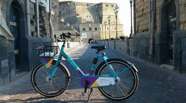 bike sharing a Napoli