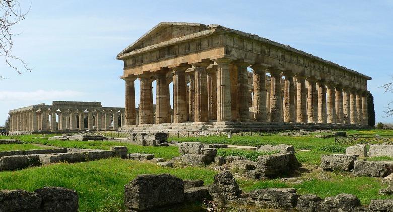 città antica di Paestum