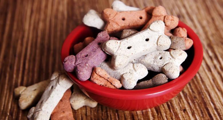 Croccantini per cane