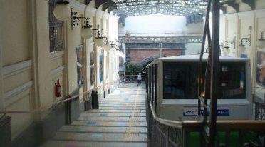 La Funicolare Centrale di Napoli