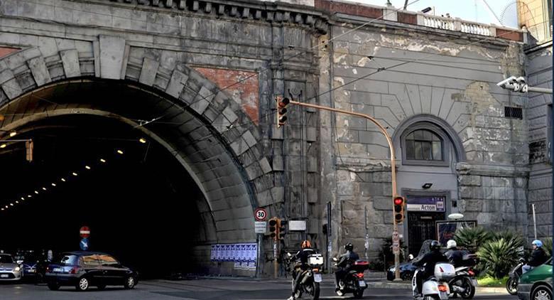 Chiusura temporanea Galleria Vittoria a Napoli