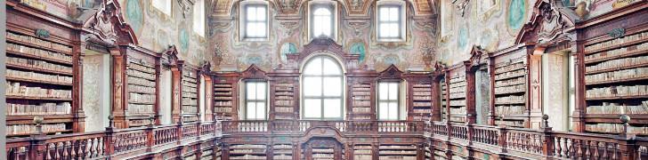 Biblioteca dei Girolamini a Napoli