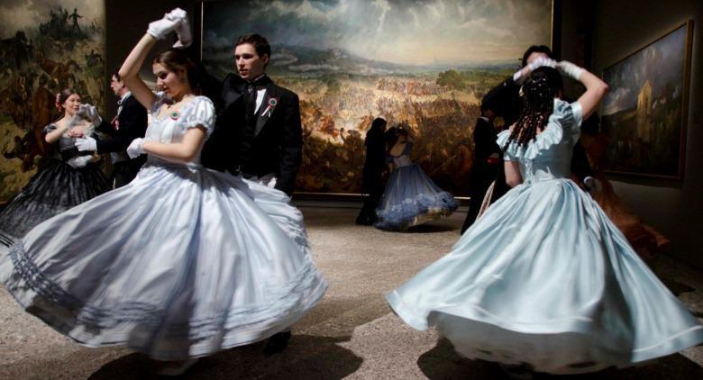 ballo d'epoca