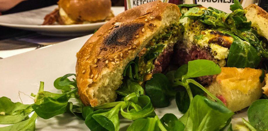 Cerrone hamburger a Napoli