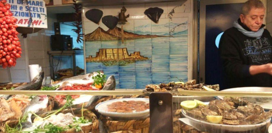 Lo Squalo pescheria Napoli