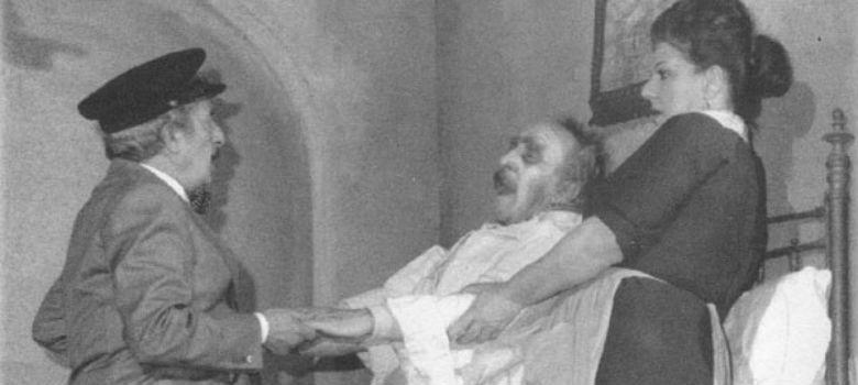 Morte di carnevale Teatro Sannazzaro Napoli