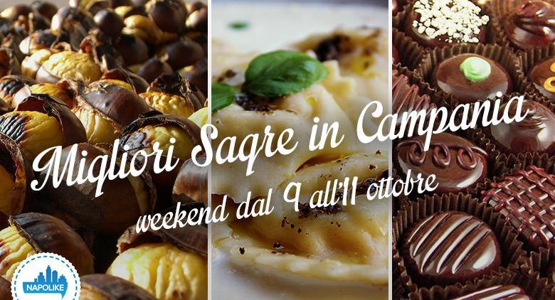 Le sagre in Campania nel weekend dal 9 all'11 ottobre 2015
