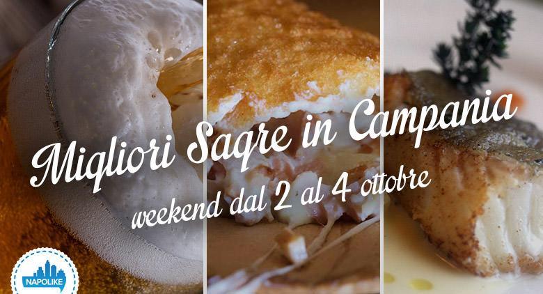 Sagre in Campania dal 2 al 4 ottobre 2015